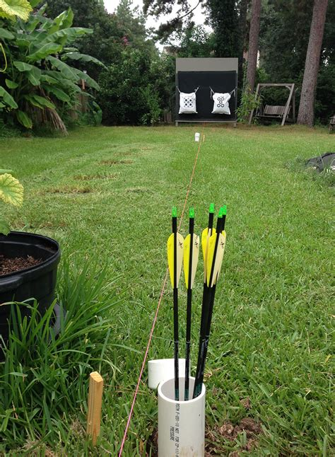 Backyard Bow by Building Your Suburban Outdoor Archery Range Surviving