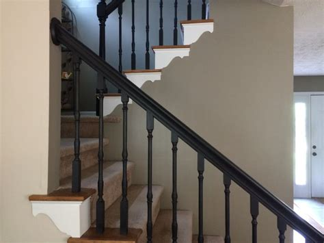 black banister best 25 black banister ideas on pinterest staircase