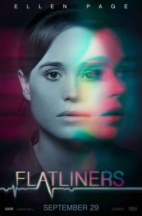 film flatliners flatliners movie poster key art pinterest movie