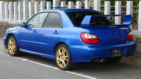 subaru gdb subaru impreza wrx sti for sale at jdm expo japan import