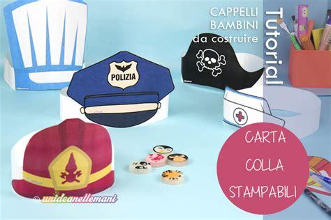 lade fai da te carta cappelli per lade roma come costruire tanti cappelli di