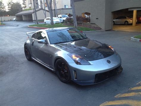 nissan 350z nismo front bumper post pics of your nismo v3 front bumpers