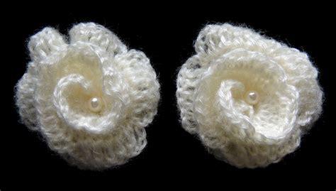 flores de crochet crochet flor 2 youtube