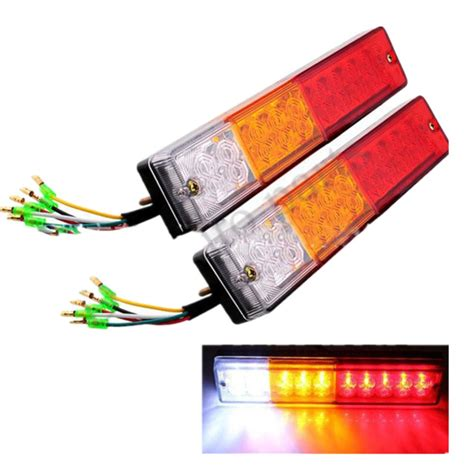 Trailer Running Lights by 2 X 20 Led Atv Trailer Truck Led Light Ls Car Rear