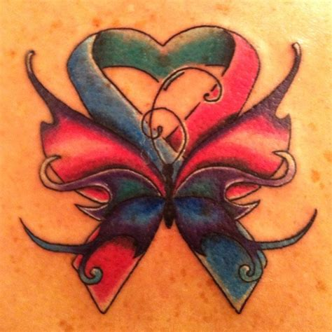 thyroid cancer tattoos cancer survivor meanings ideas mag