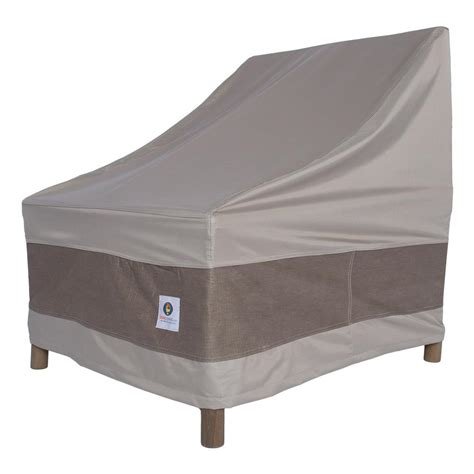 Duck Covers Elegant 29 In Patio Chair Cover Lch293036 Outdoor Furniture Covers Home Depot