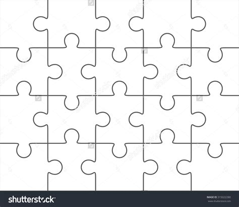 large printable jigsaw puzzles cute large jigsaw puzzle template contemporary resume