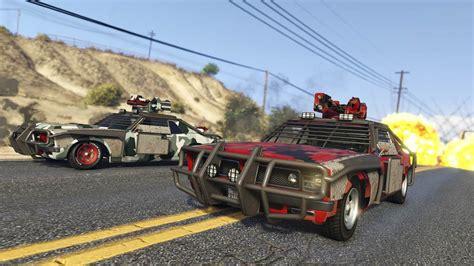 Baru Ps4 Gta V Reg 3 gta le prochain dlc se d 233 voile en images zone actu gaming