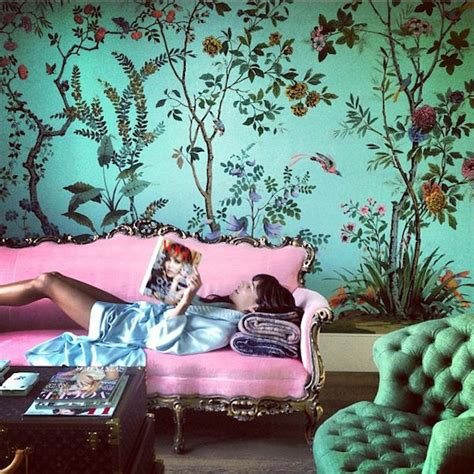 vintage design home instagram spring means chinoiserie inspired by degournay the