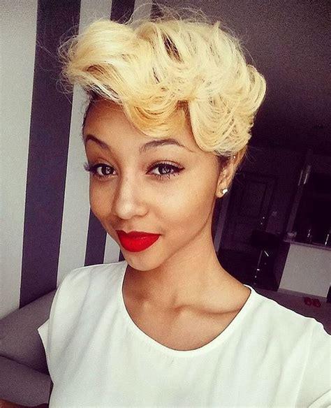 blonde hairstyles on instagram instagram analytics blonde pixie bombshells and short cuts