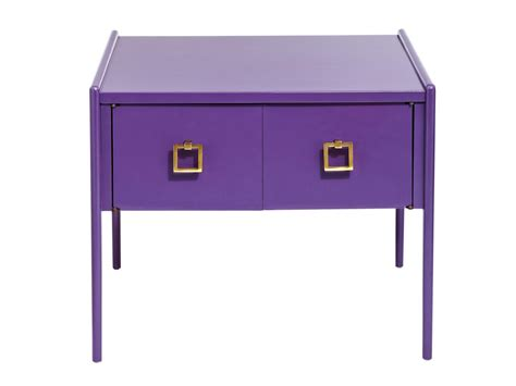 Purple Dining Room Ideas how to punchy purple end table hgtv