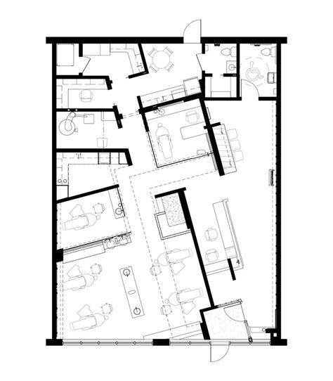 dental surgery floor plans 13 best floor plans images on pinterest design offices