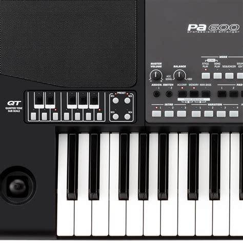Keyboard Korg Pa 600 Qtoriental Original Achat Korg Pa600qt Clavier Arrangeur 61 Touches