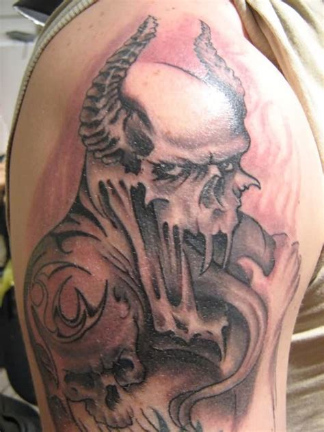 goth tattoos images designs