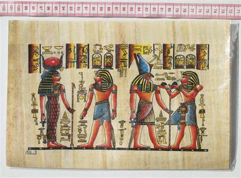 imagenes papiros egipcios papiros egipcios artesania de egipto vendemos en quito