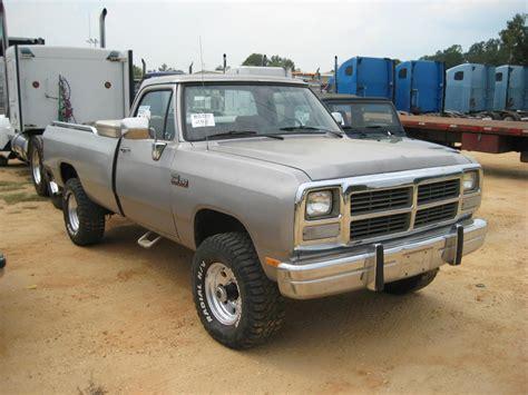 1991 dodge ram 250 1991 dodge ram 250 4x4 j m wood auction company