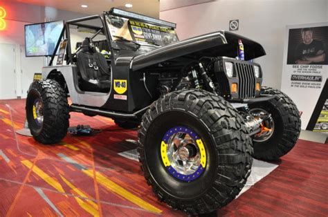 sema jeep yj sema 2014 top 15 jeeps maxxsonics
