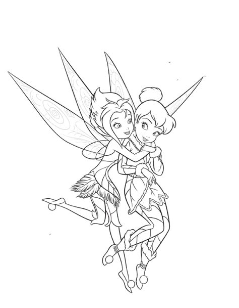Tinkerbell And Friends Colouring Pages Tinkerbell Friends Coloring Pages Az Coloring Pages by Tinkerbell And Friends Colouring Pages