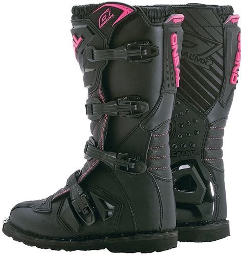 pink motocross boots 109 99 oneal youth girls mx boots 994818