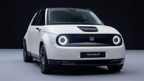 2019 Honda Electric Car by Honda E Prototype 2019 Honda Electric Car Auto