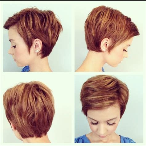 growing out short hair timeline style ideas for growing out a pixie cut