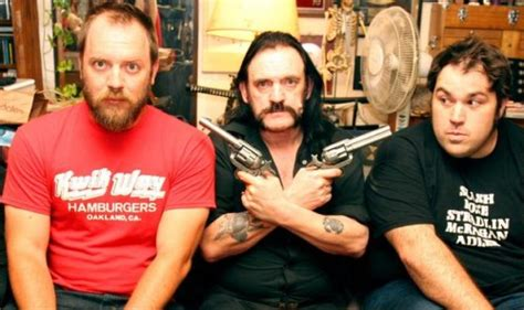 scott cbell tattoo lemmy kilmister shorts