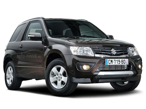 Suzuki 3 Door Suzuki Grand Vitara 3 Door цена технические