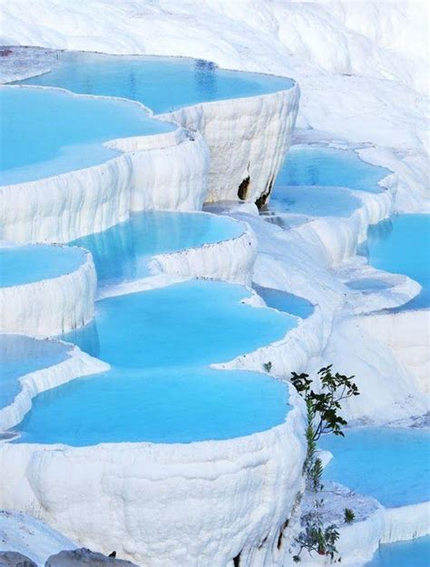 pamukkale thermal pools turkey pamukkale tour from denizli airport