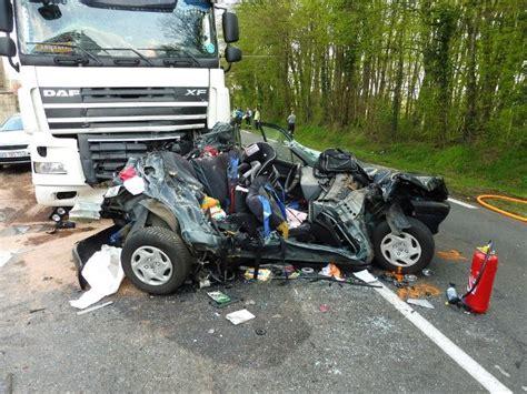 faits divers accident mortel la accident mortel de v 233 reaux le chauffeur routier plac 233 en d 233 tention provisoire vereaux 18600