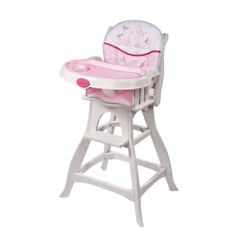 reclining baby high chair carter s wish classic reclining folding high chair 80984