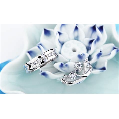 Cincin By Silver King rings silver crown prince and princess for