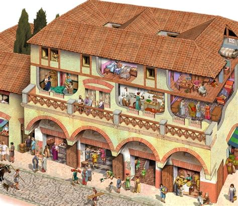 Ancient Roman House Floor Plan panoroma travel unbeatable accommodation deals and