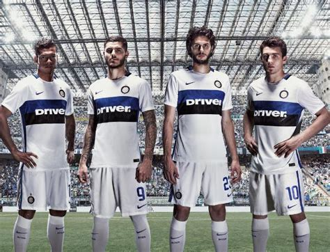Jersey Inter Away 15 16 new inter away shirt 2015 2016 internazionale alternate jersey 15 16 football kit news new