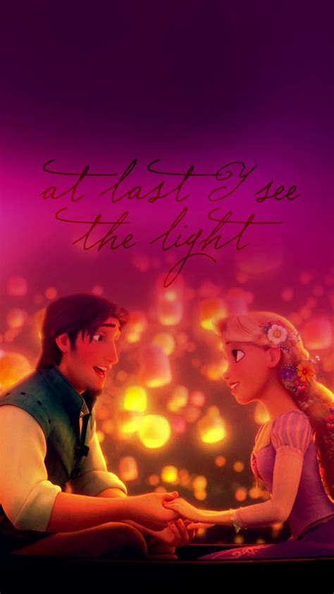 See The Light Tangled by I See The Light Disney