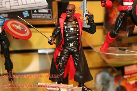 Blade Marvel Legends Hasbro Figure 2012 fair hasbro offers ghost rider blade marvel legends figures comingsoon net