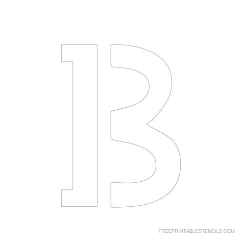 printable a z stencils free printable stencil letters 5 inch 1000 ideas about