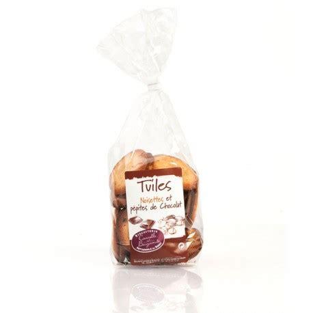 Tuiles Aux Noisettes by Tuiles De Pays Noisette Et Chocolat