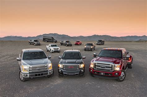 when is the truck 2015 truck of the year award best trucks motor trend