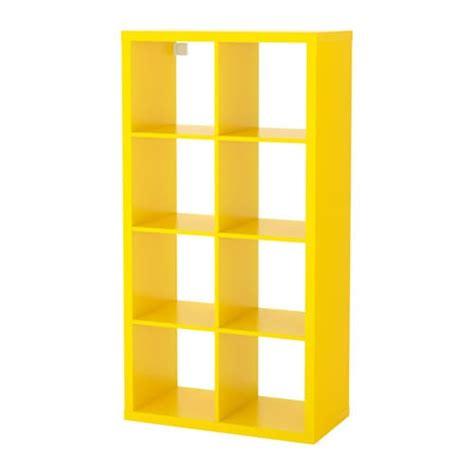 Scaffale Kallax Ikea by Kallax Scaffale Giallo Ikea