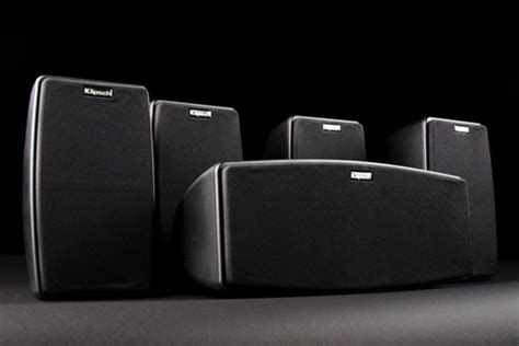 klipsch quintet v 5 0 channel home theater system