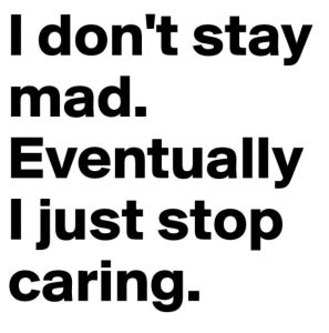 is it mad i don t really care 50 i don t care quotes