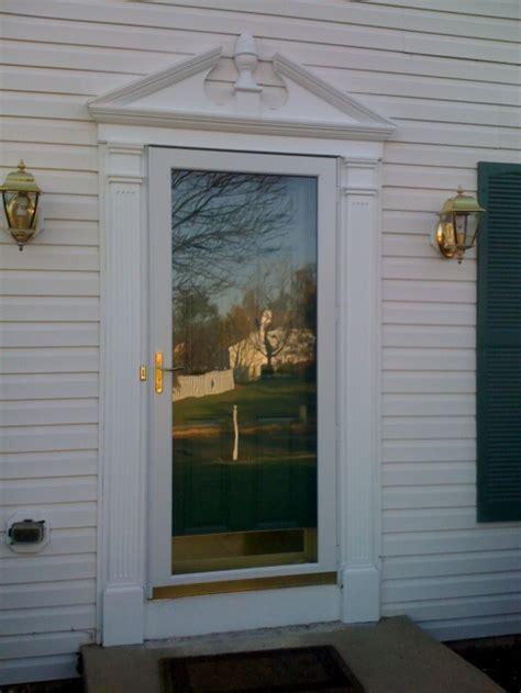 Front Door Trim Designs Exterior Door Trim Pediment Material Carpentry Diy Chatroom For The Home