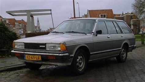 datsun bluebird wagon file 1980 datsun bluebird wagon 1 8 gl 01 jpg wikimedia