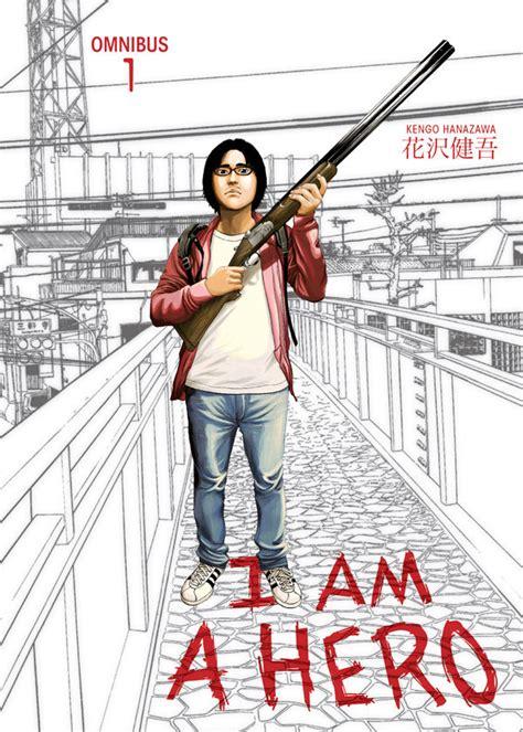 i am a hero i am a hero omnibus volume 1 tpb profile dark horse comics