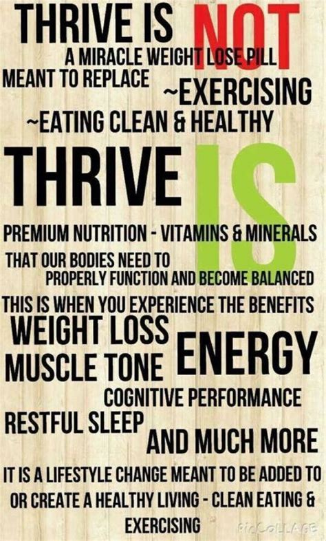 My Baby Is Thriving And So Is by What Is Thrive Thrive Is A Simple 3 Step System 1 2