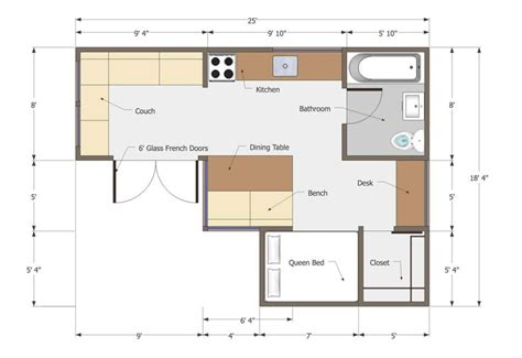 350 sq ft small house floor plans small apartments 250 350 and
