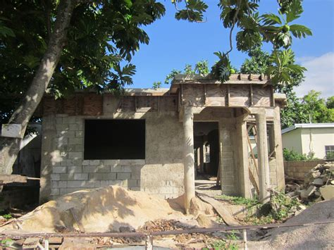 Building A House In Jamaica  Step By Step   What Next?
