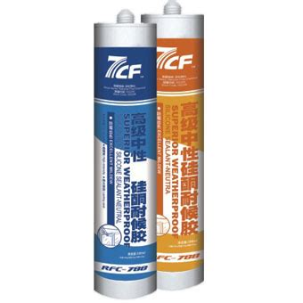 Silicone Sealant Neutral products industrial care shenzhen new energy co