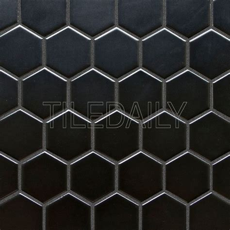 10 In Hexagon Floor Black And White - 1000 images about black and white designs tiles ideas