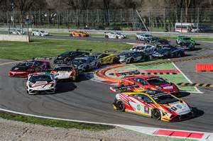 Lamborghini Race With Lamborghini Trofeo Race Car Photo Gallery Original